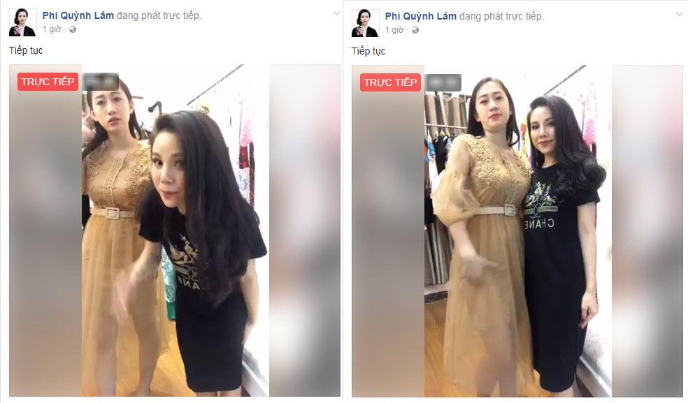 kinh nghiệm livestream quần áo