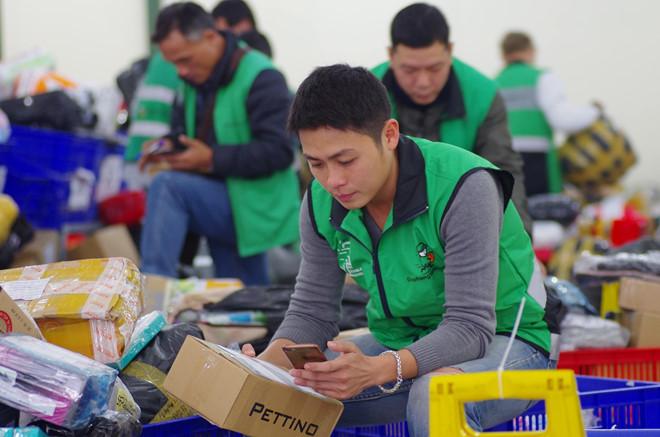 dịch vụ giao vận hàng hóa