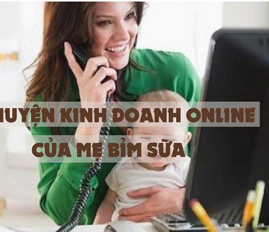 Khởi nghiệp từ bán hàng online