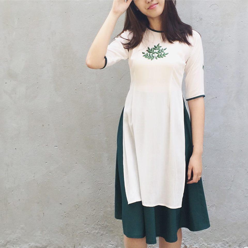 sumire store là những kiểu áo dài cách tân mang vẻ đep đơn giản, mộc mạc