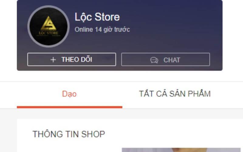 Sỉ sơ mi nam Lộc Store