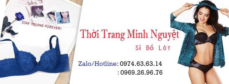 Chuyên cung cấp sỉ đồ lót nữ Minh Nguyệt