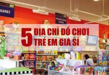 Buôn bán đồ chơi trẻ em giá sỉ