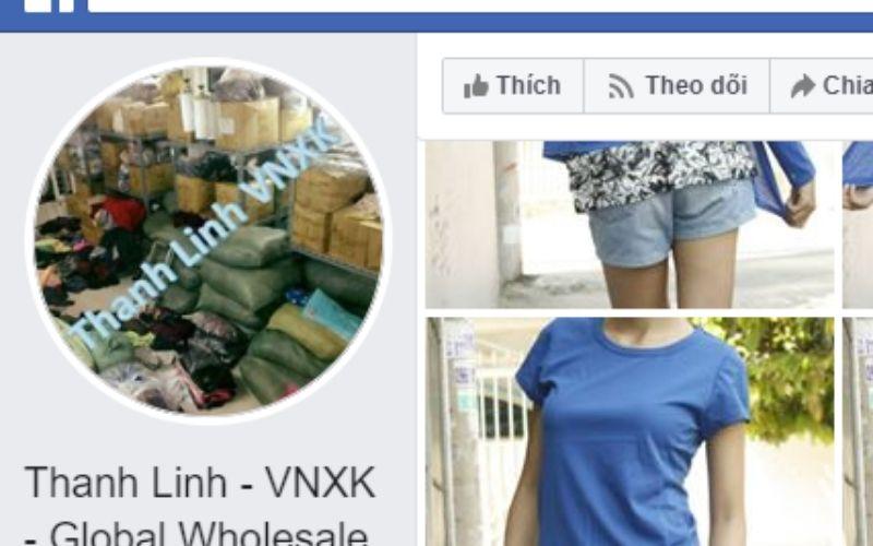 Áo thun Thanh Linh