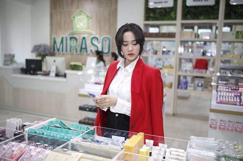Sỉ mỹ phẩm Hàn Quốc Miraso
