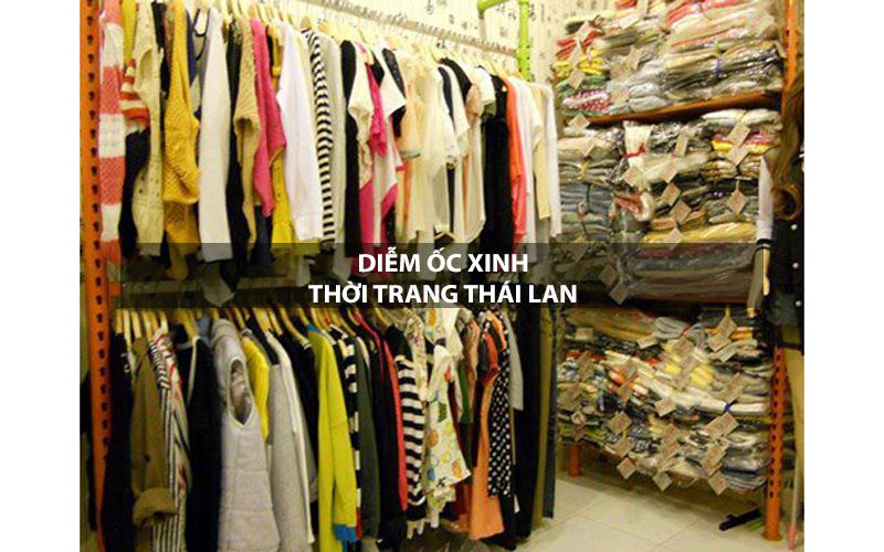 quần áo thái lan