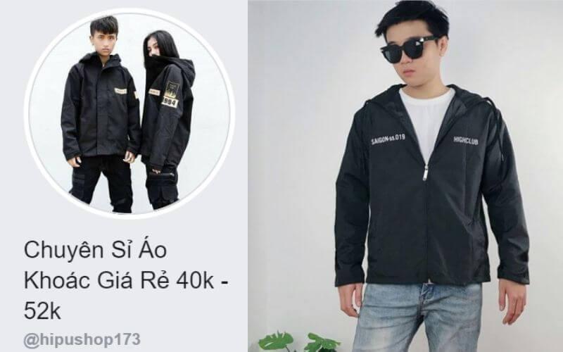 Chuyên sỉ áo khoác giá rẻ 40k - 52k