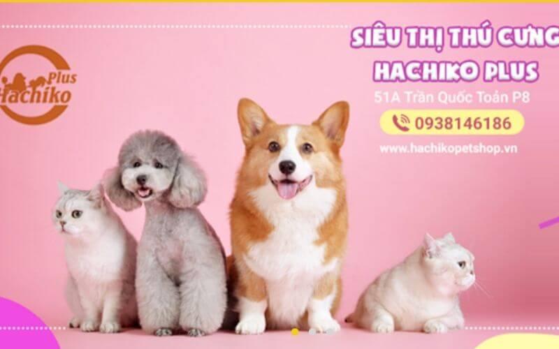Siêu Thị Thú Cưng Hachiko - Pet Shop