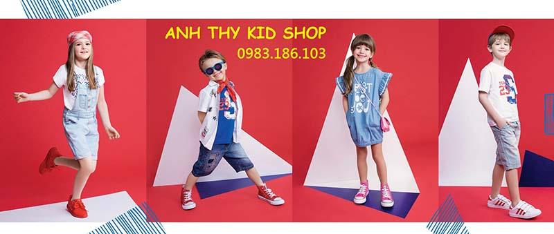 Bán sỉ quần áo trẻ em Anh Thy Kid