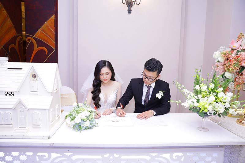 Bảo Châu weddinh - chụp hình cưới quận Bình Thạnh