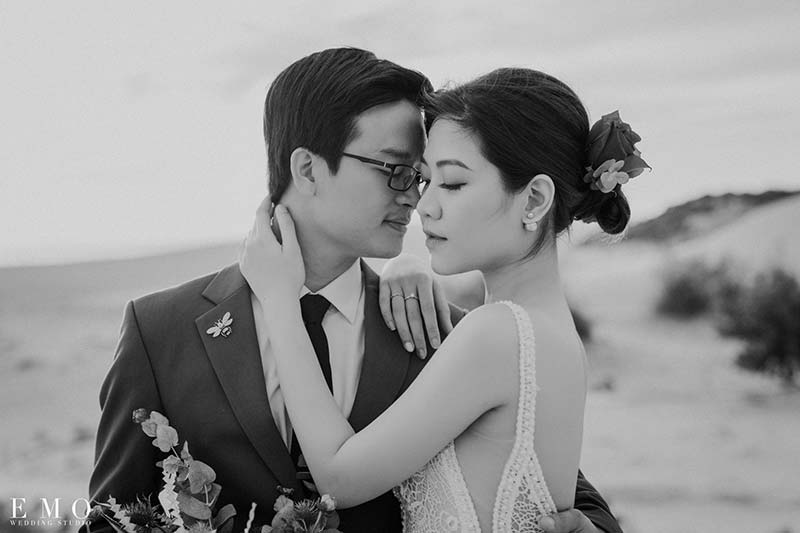 Stuido chụp hình cưới ở quận 1 Emo Weeding Studio