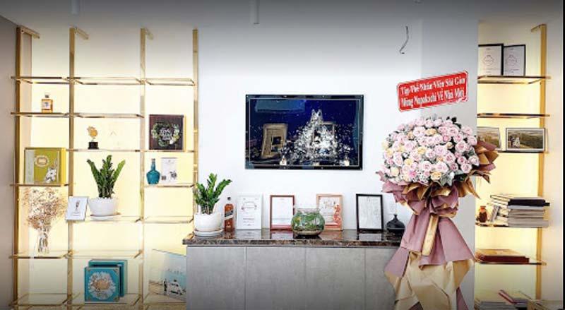 NUPAKACHI WEDDING chụp ảnh cưới ở tphcm