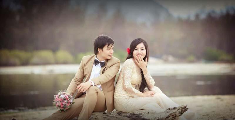 Chụp cưới cưới rẻ đẹp tphcm ở Ngân Võ Studio
