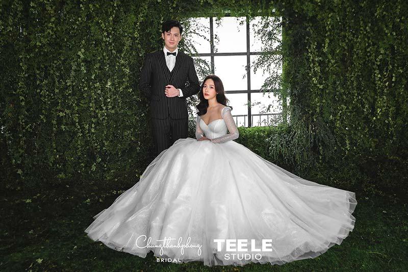 Tee Le Studio chụp ảnh cưới ở quận 1 tphcm