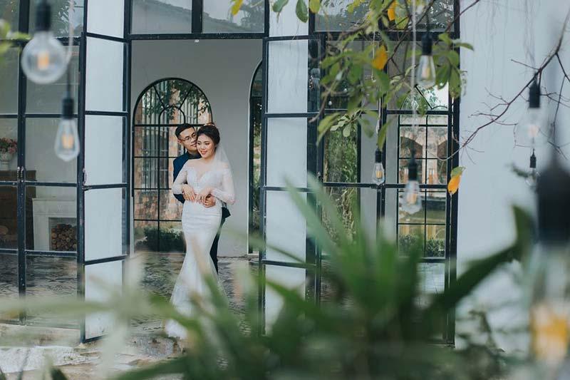 Vật Vã Production chụp ảnh cưới nghệ thuật Đồng Nai