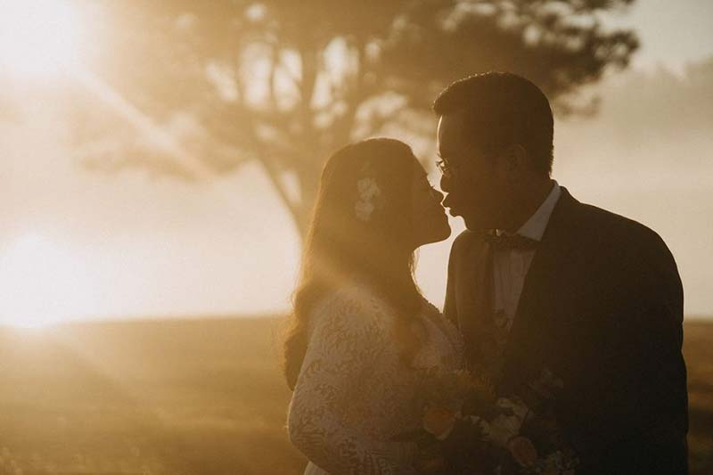 Ảnh cưới độc đáo tại Trâm Hứa studio Đồng Nai