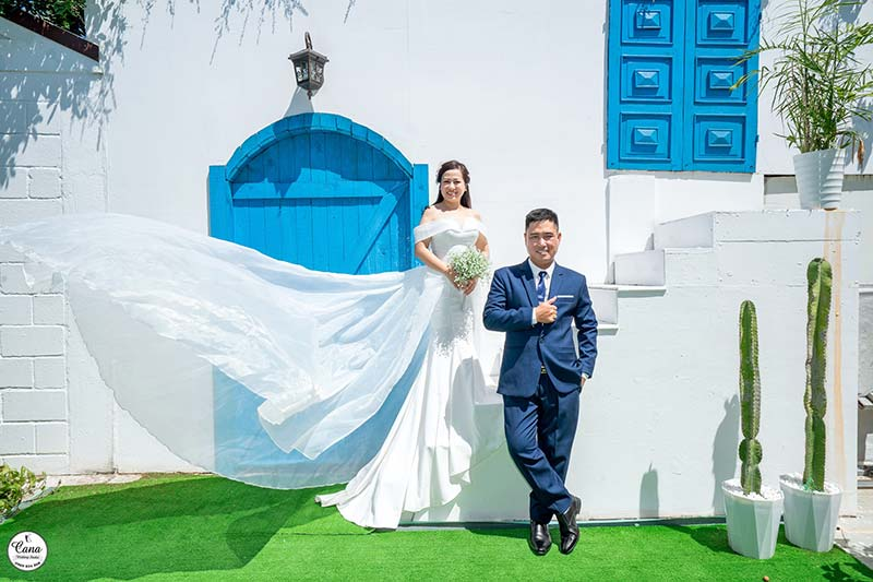 Chụp ảnh cưới rẻ đẹp chất lượng tại Cana studio Vũng Tàu