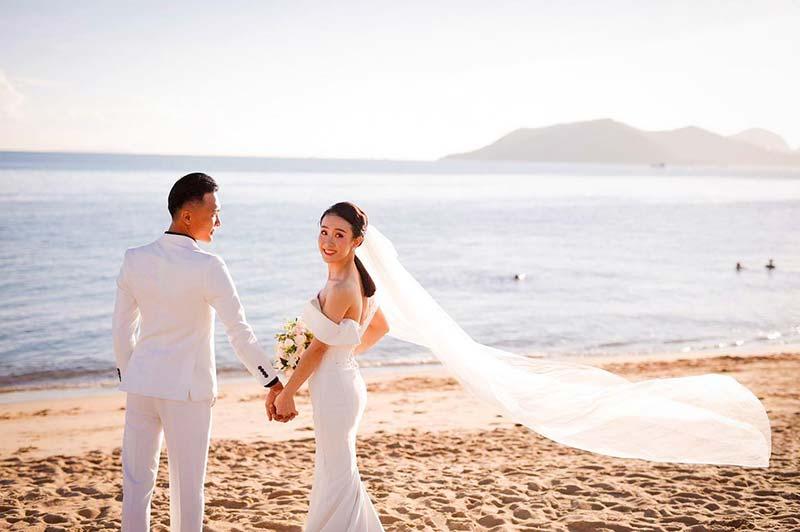 Chụp ảnh cưới tại studio Cường Trần Nha Trang