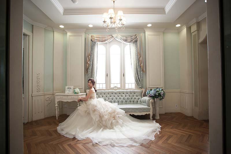 Chụp ảnh cưới quận Bình Thạnh - Hải Triều sudio