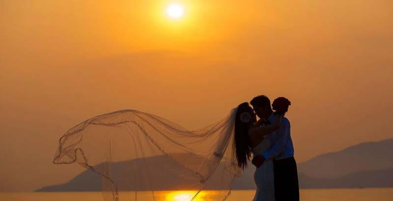 Những bức ảnh cưới nghệ thuật tại Nuli Nguyên studio