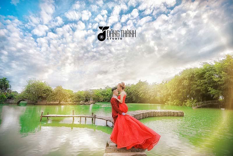 Studio chụp ảnh cưới tại Bình Dương Đăng Thành