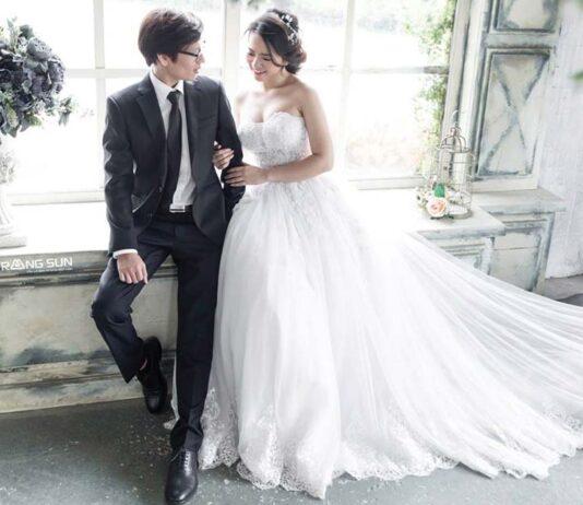 top studio chụp ảnh cưới Bình Dương