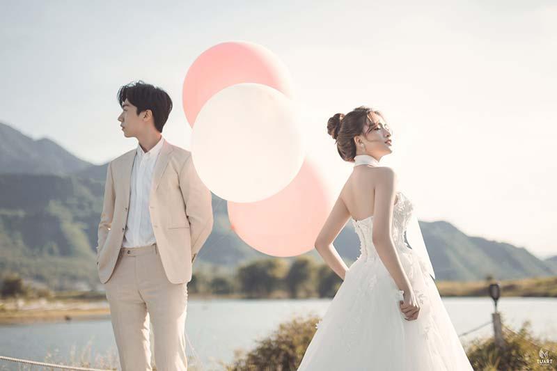 Tuart Wedding studio chụp ảnh cưới đẹp ở Nha Trang
