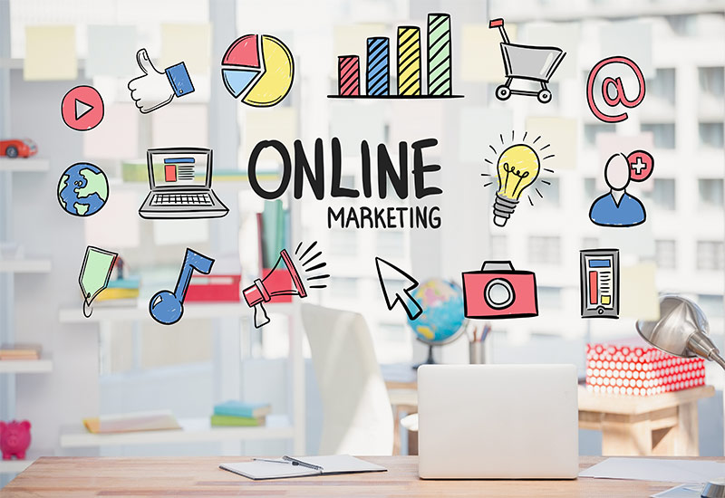 chiến dịch marketing online