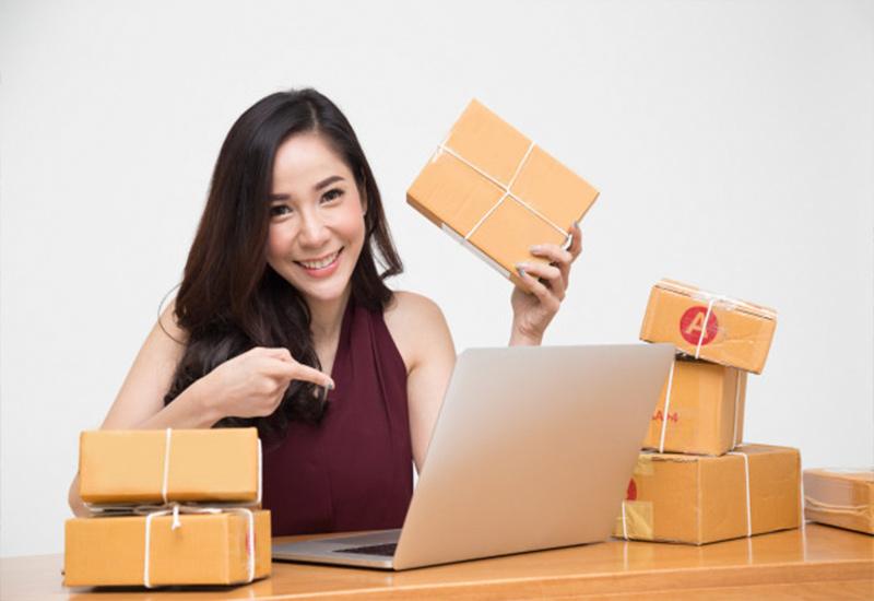 mô hình bán hàng online các mặt hàng order