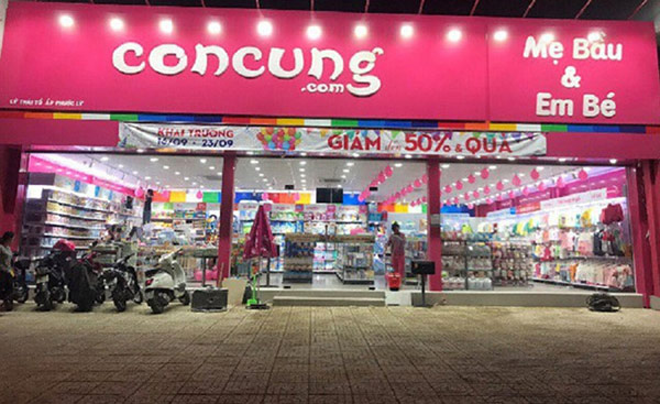 Con Cưng shop - Shop bán đồ bộ trẻ em TPHCM