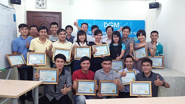 Đào tạo Digital Marketing tại DGM