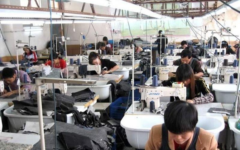 Xưởng chuyên sỉ quần jean Kim Liên