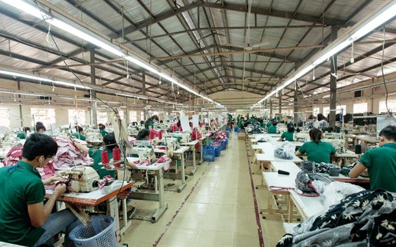 Xưởng chuyên sỉ quần jean Tân Bình