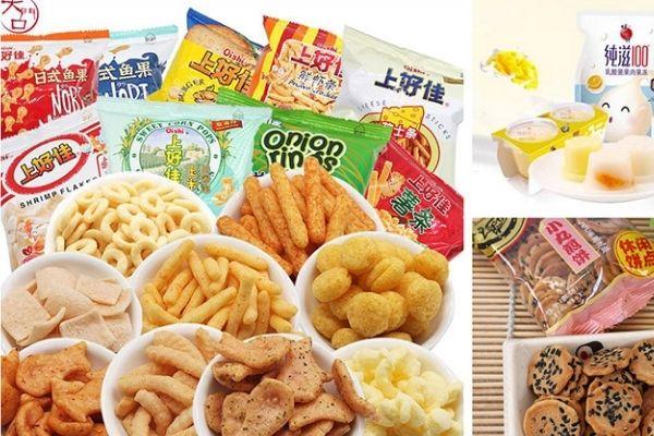 Bán đồ ăn vặt tại trường