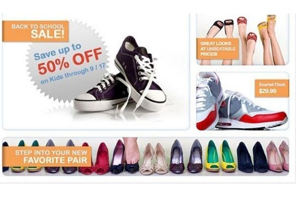 Cách bán hàng giày dép online hiệu quả - Chạy quảng cáo, khuyến mãi