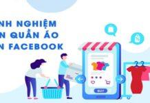 Kinh Nghiệm Bán Quần Áo Online Trên Facebook Hiệu Quả 2021