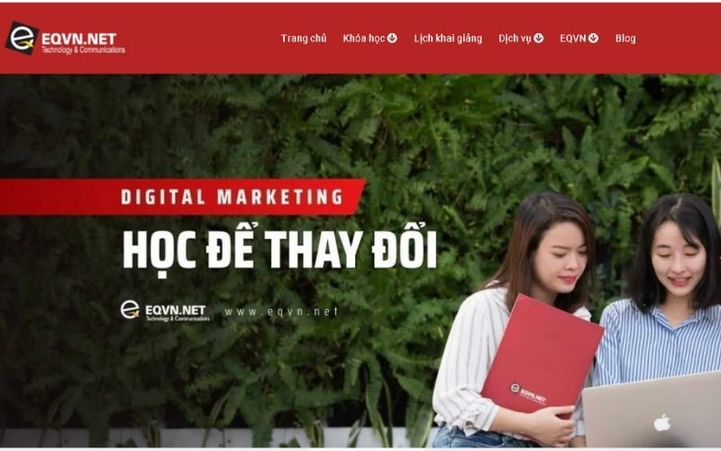 Học kinh doanh online ở eqvn