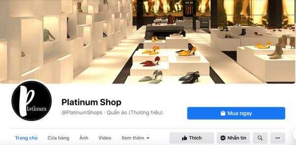 Platinum Shop - Xưởng Sỉ Giày Dép Thái Lan