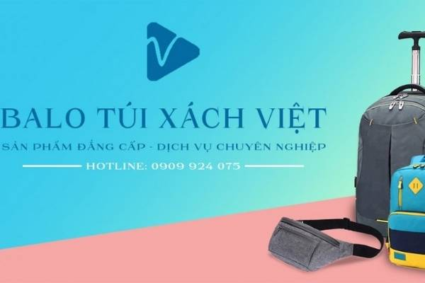 Công ty may túi xách du lịch Balo túi xách Việt