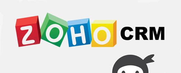 Phần mềm quản lý khách hàng ZOHO