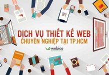 Top 10 Công ty thiết kế Website uy tín ở TPHCM