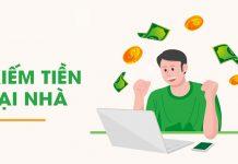 9 cách kiếm tiền online 2021 tại nhà uy tín
